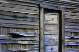 Old, weathered wood.