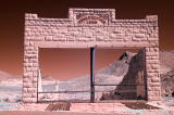 HD & LD Porter Building, Rhyolite, Nevada.