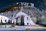 Scenic church in Springdale, Utah.