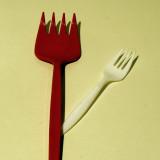 Fork  flower