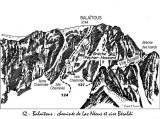 062 Cheminées de Las Neous au Balaïtous