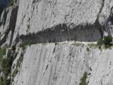Chemin de la Mâture, en vallée d'Aspe