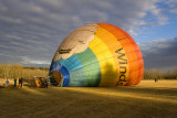 One of My Favorite Photo's Ballooning at Sunrise