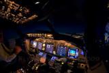 Overflying Madrid