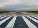 Runway 04.  Verona Villafranca, Italy