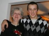 grandma and matt