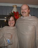 denise and mike snuggie