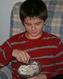 blake likes ice cream