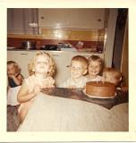 cathy's third birthday