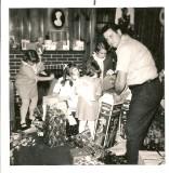 christmas grandma neal's house