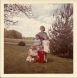 kids with grandma neal