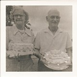 great grandma and grandpa honaker