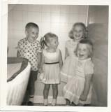 david, cathy, linda, and sharon