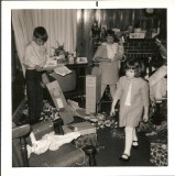 christmas at grandma neal's house