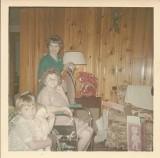 sharon, annabelle, and grandma