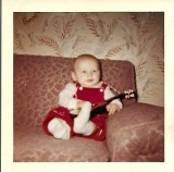 david's first guitar