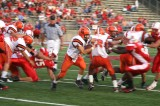brandon carries the ball