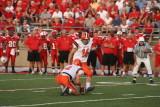 howard field goal