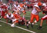 john runk carries the ball