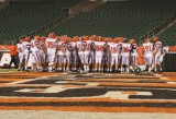 redskins at paul brown stadium