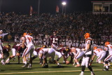 defense lines up against turpin