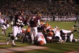 rod touchdown