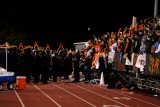 ahs band plays for the crowd
