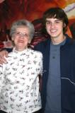 grandma and justin