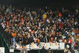 crowd celebrates touchdown