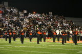 ahs band takes the field in massillon
