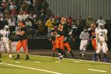 celebrating touchdown