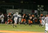 celebrating storey touchdown