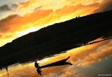 Sunrise in Lake Sebu, South Cotabato
