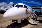SEAIR 32-seater plane I rode in