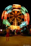 ferris wheel at D'Mall