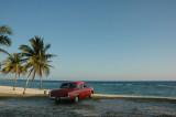 La playa tranquilita