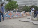 Walls and Mosaics at Parque del Amor.jpg