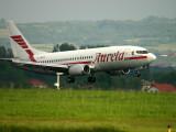 Aurela - Airlines - Airport Rzeszów