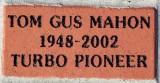 Gus Mahon Gallery  1948 - 2002