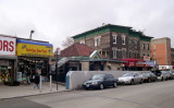 Subway station on Cortelyou Rd - was  part of the BMT line in Richard's old neighborhood. Station was completed in 1907.