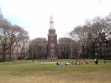 Brooklyn College - main campus  -  facing the library (LaGuardia Hall). Richard attended Brooklyn College from 1959 to 1963.