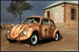 6976- Silverton painted VW bug