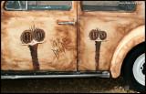 6981- Silverton painted VW bug