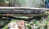 Bridge 2, broken center stringer