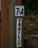 7A Trailhead at Cody HC