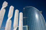 Barceloneta. Hotel Vela