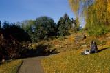 Botanisk hage, oktober 2009