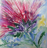 Thistle £80 Sold