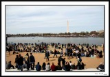 A View from Jefferson Memorial