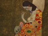 Gustav Klimt : Hope II - 1907
